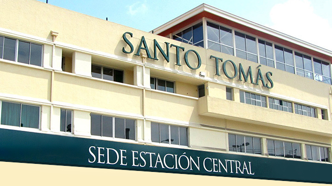 Sede Santo Tomás Estación Central