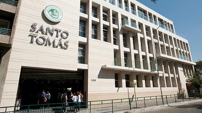 Santo Tomás Sede Santiago Centro