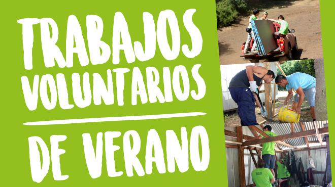 Trabajos Voluntarios de Verano