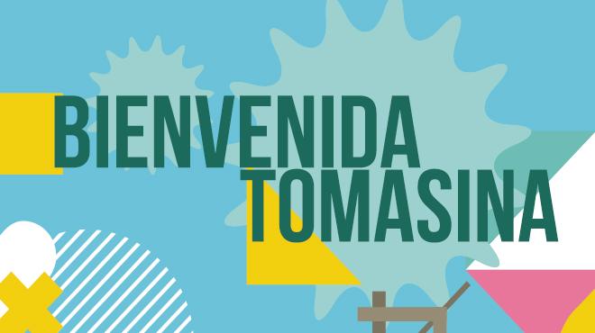Bienvenida Tomasina 2018