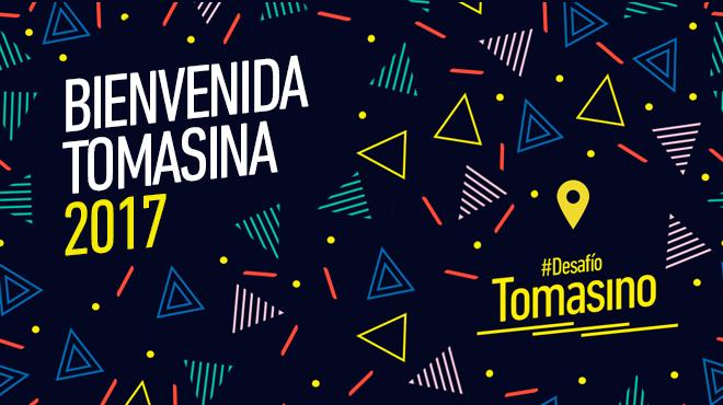 Banner Bienvenida Tomasina