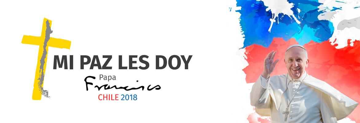 Resultado de imagen para papa francisco en chile 2018