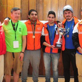 Campeones de ajedrez: Viña del Mar