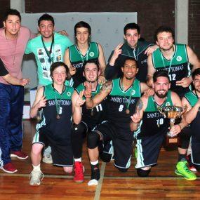 Campeones de básquetbol varones: Puerto Montt