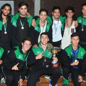 Campeones de vóleibol varones: Iquique