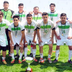 Campeones de futbolito varones: Concepción