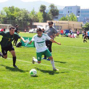 Olimpiadas Santo Tomás 2017 Fútbol