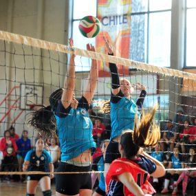 Olimpiadas Santo Tomás 2017 Voleibol Damas