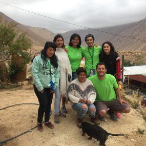 Trabajos de Verano Santo Tomás PAIHUANO 2019