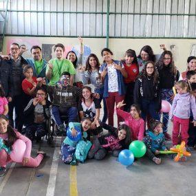 Trabajos de Verano Santo Tomás Yumbel 2019